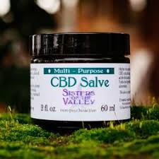Multi Purpose CBD Balm 2oz 200mg CBD